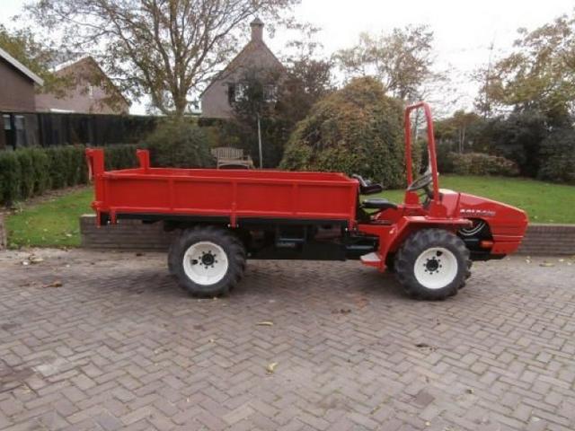 Tracteur GOLDONI TRANSCAR 50