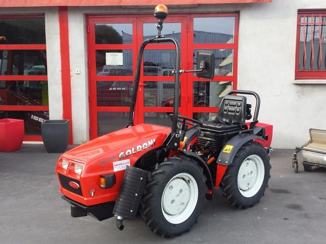 Tracteur GOLDONI BASE 20