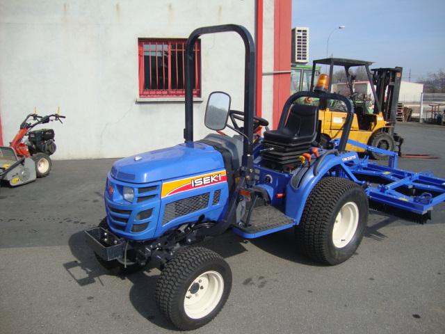 Tracteur ISEKI TM