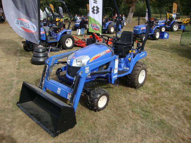 Tracteur ISEKI TXG 237