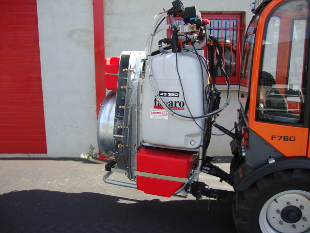 Atomiseur Compact FAVARO TSL