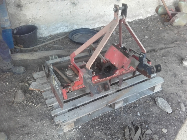 Herse rotative photo 2